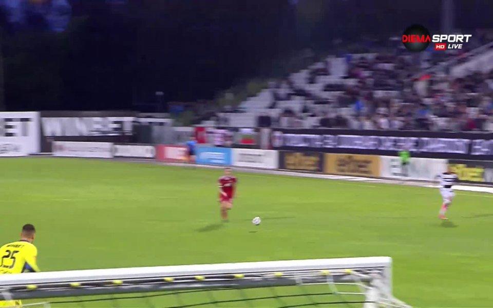 Локомотив Пловдив - ЦСКА 0:0 /първо полувреме/