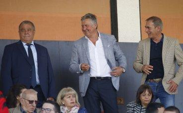 Иван Василев: Искам да имаме още успехи, защото тази публика го заслужава
