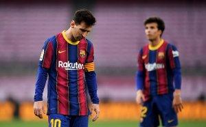 Огромно разочарование! Барселона се прости с титлата след поредна домакинска издънка
