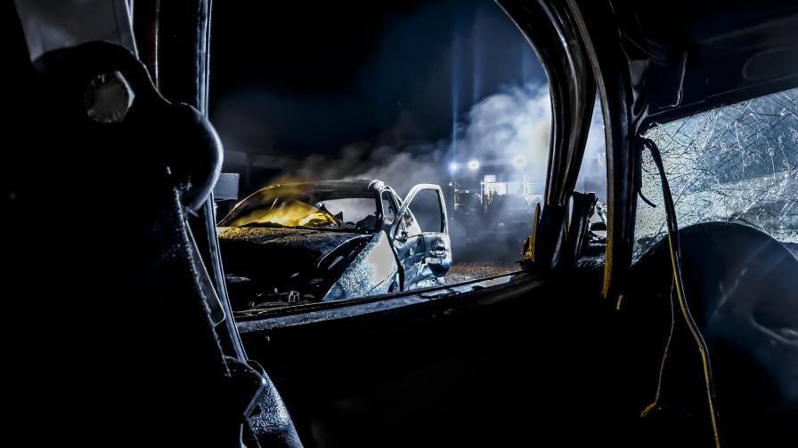 Задържаха и обвиниха шофьора на ТИР-а от катастрофата край Монтана