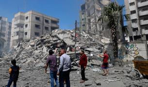 Най-смъртоносният ден в Газа