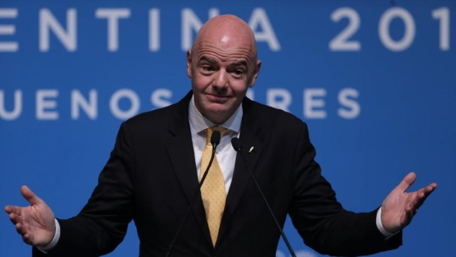 Президентът на ФИФА: Лудогорец може да се гордее с това постижение