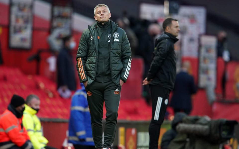 Мениджърът на Манчестър Юнайтед Оле Гунар Солскяер приветства новината, че