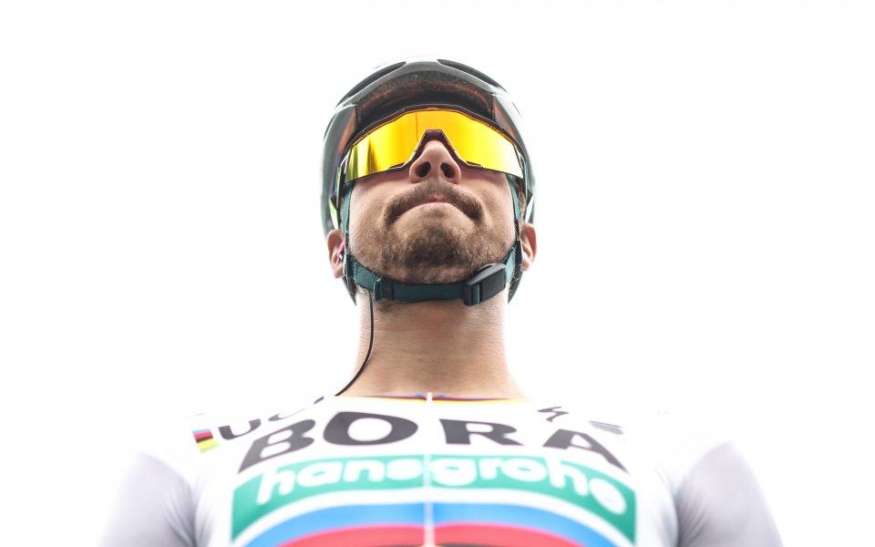Петър Саган от отбора на Бора-Хансгроеспечели десетия етап от Обиколката