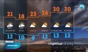 Прогноза за времето (19.05.2021 - обедна емисия)
