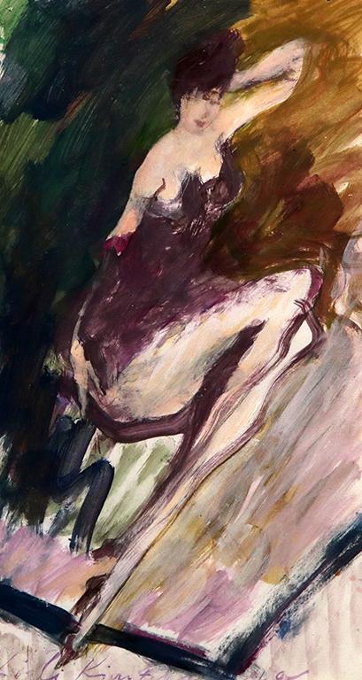 <p>Познавам тази &bdquo;живопис за жени&ldquo; на Лили от десетилетия и нейния маслен и акварелен период.</p>