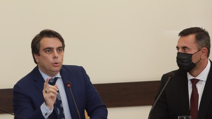 Василев: НАП са отписали 10 млрд. лева задължения