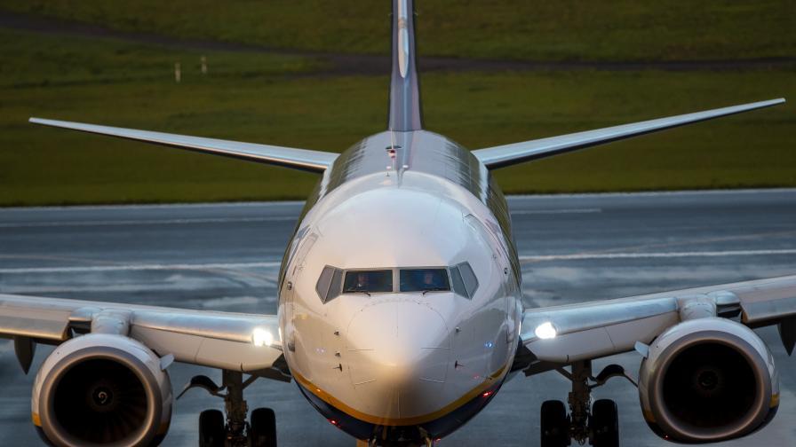 Авиокомпанията на Беларус спря полетите до 21 държави