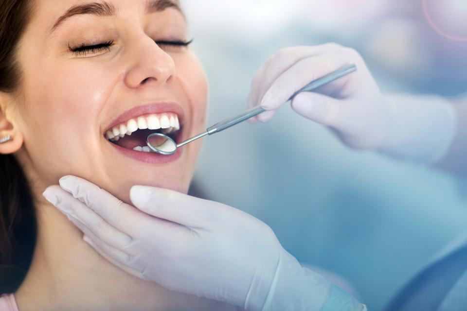 зъби орална хигиена