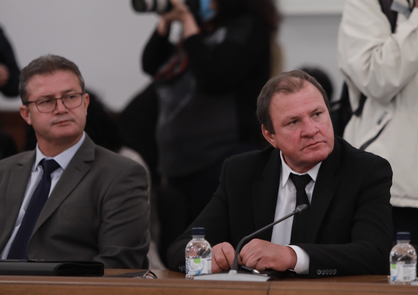 <p>Стефан Янев представи новите областни управители</p>
