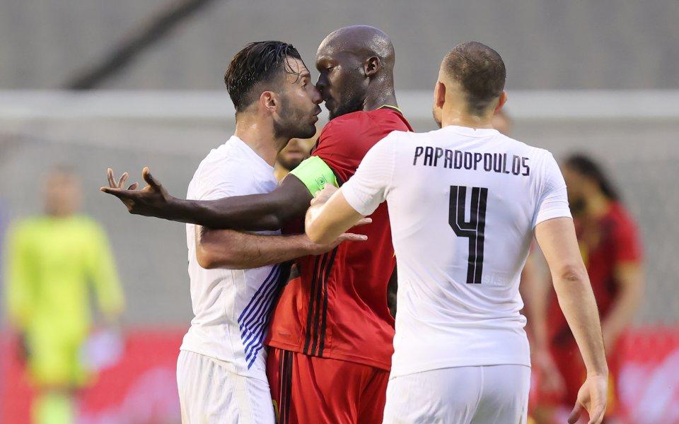Отборът на Белгия стигна само до равенство срещу Гърция в