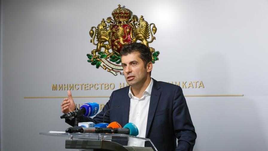 Правителството обяви мерките за икономиката