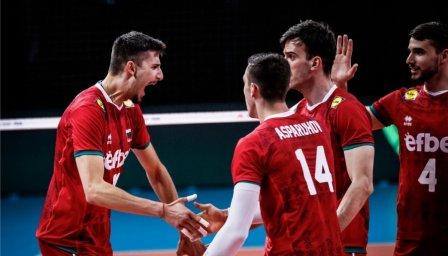 България срещу Сърбия в пореден мач от Лигата на Нациите