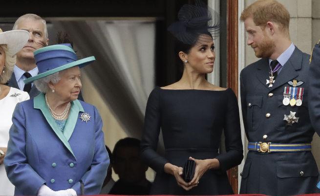 Daily Mail: Не е просто име, Хари открадна бижуто на короната