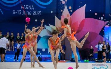 Българският ансамбъл-девойки спечели сребърен медал
