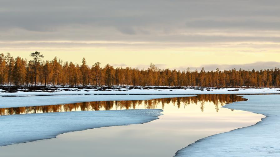 Топящ се ледник в Норвегия разкри викингски артефакти