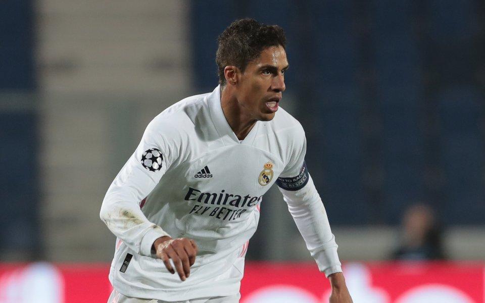 Реал Мадрид разглежда вариант за продажба на Рафаел Варан през
