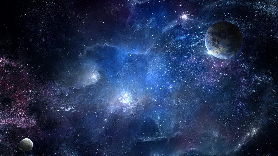 Откриха звезда, която губи периодично до 97% от яркостта си