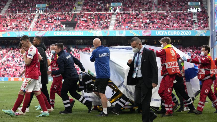 Президентът на УЕФА покани лекаря на Лудогорец на финала на UEFA EURO 2020