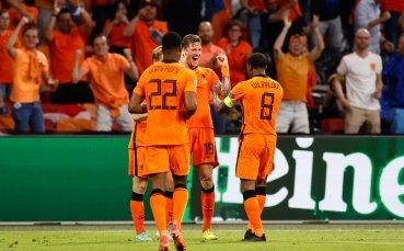 Нидерландия ще търси втори успех на UEFA EURO 2020 срещу Австрия