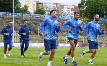 Левски започна подготовка с дузина играчи