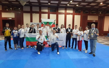 Първо място за България в отборното класиране