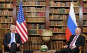 Путин благодари на Байдън, рублата поскъпна