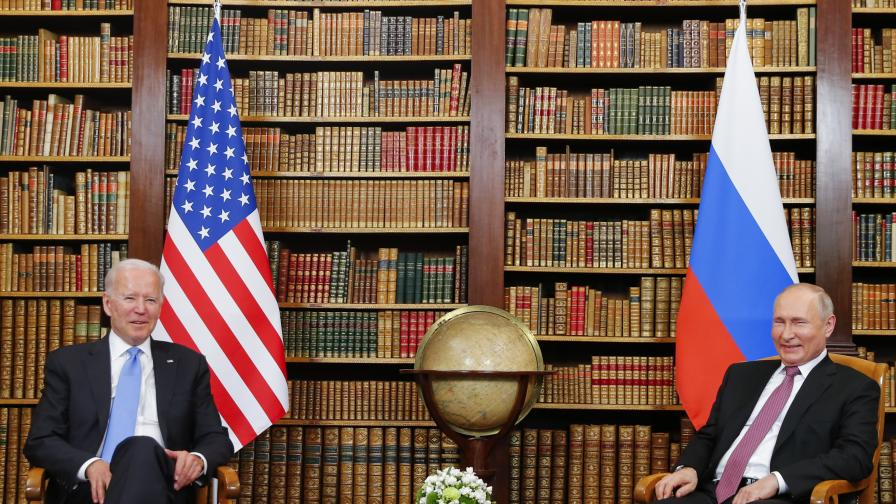 <p>Срещата на Путин и Байдън приключи, какво се договориха</p>