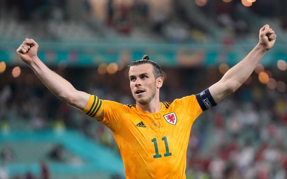 Нападателят Гарет Бейл бе избран за най-добър играч на мача