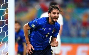 ГЛЕДАЙТЕ НА ЖИВО: Италия 1:0 Швейцария, отмениха гол в Рим