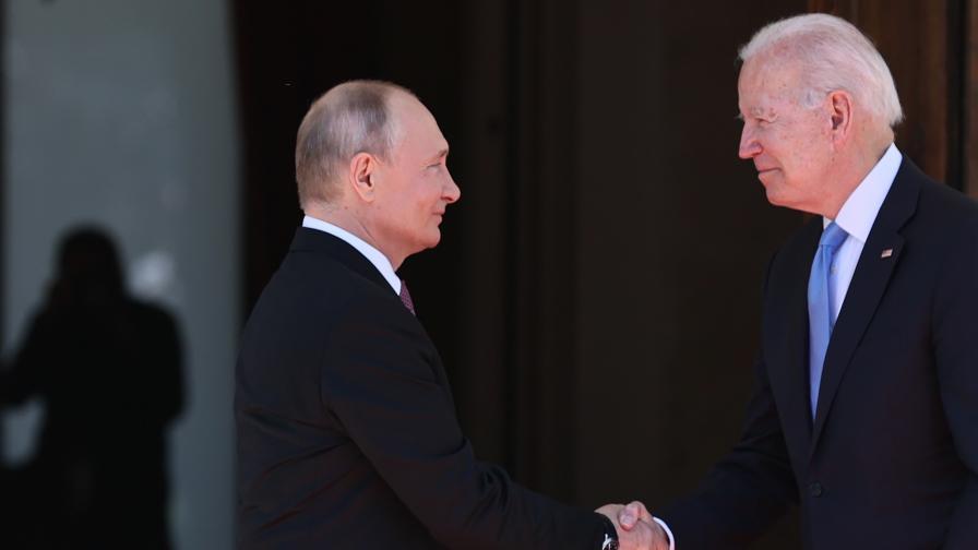 Путин: Образът на Байдън в медиите няма общо с реалността