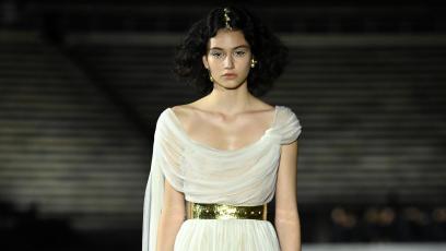 18-годишната българка Бел дефилира за Dior
