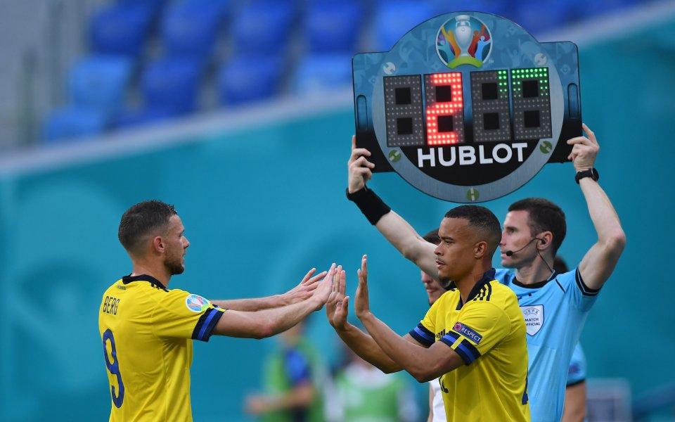 Кабаков и Маргаритов с нов наряд на UEFA EURO 2020