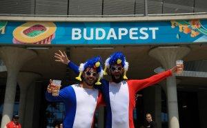 ОЧАКВАЙТЕ НА ЖИВО: Унгария - Франция, съставите