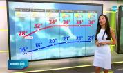 Прогноза за времето (20.06.2021 - сутрешна)