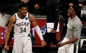 Милуоки се класира за финала в Източната конференция на НБА след драма срещу Бруклин