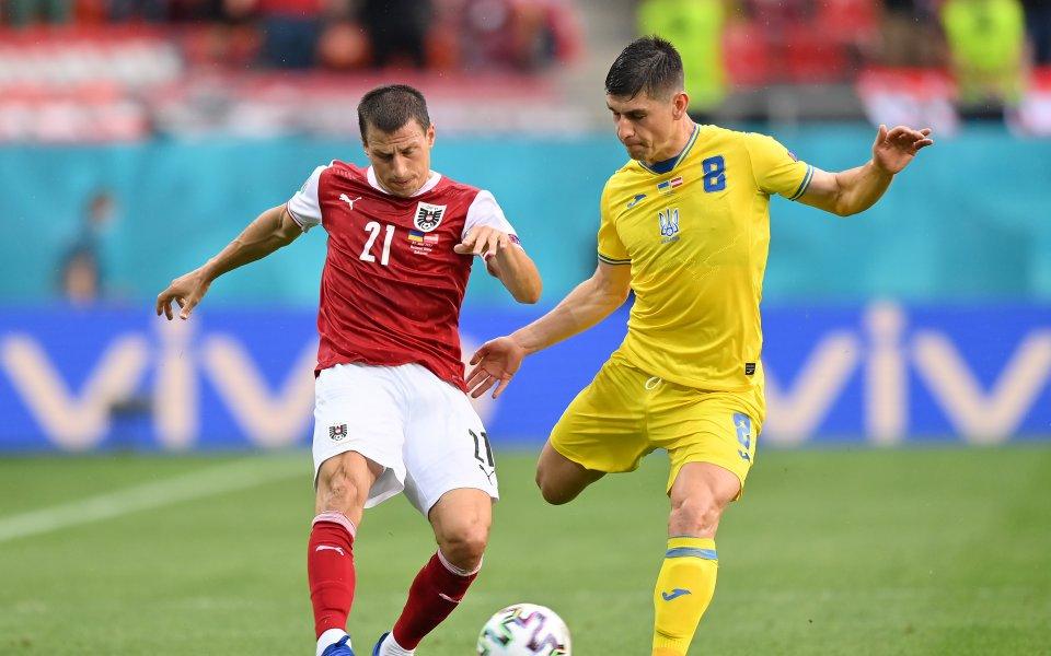 Милан проявява интерес към украинския национал Руслан Малиновски, който е