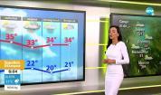Прогноза за времето (23.06.2021 - сутрешна)