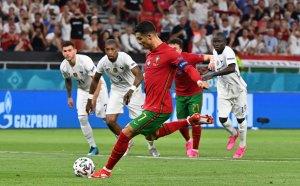 ГЛЕДАЙ НА ЖИВО: Португалия 1:1 Франция