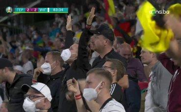 Германия не се предава, отново изравни – 2:2