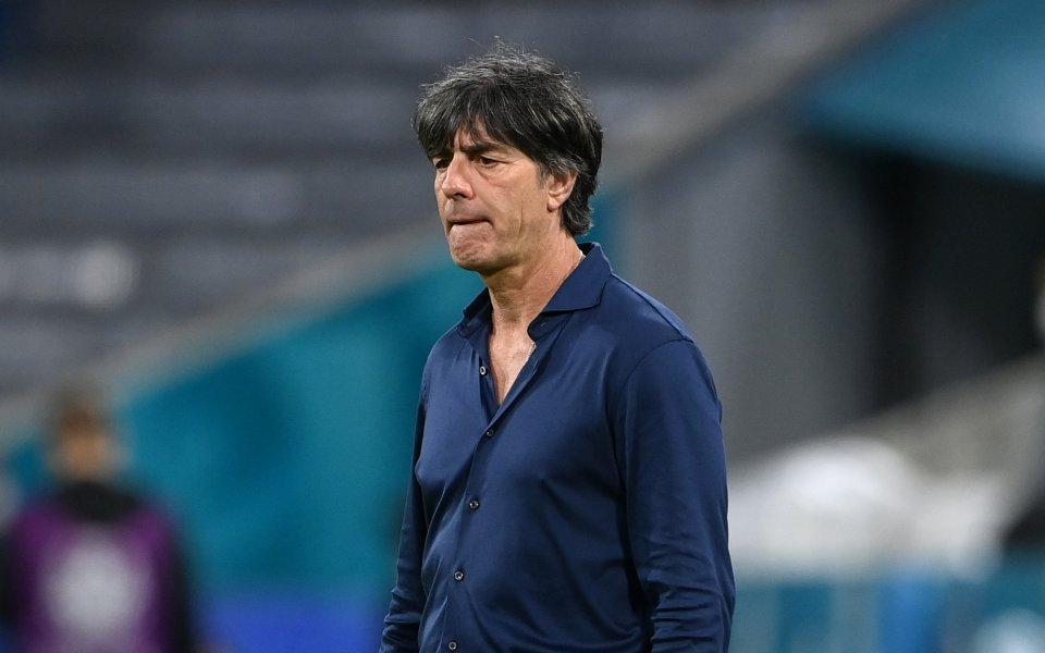 Наставникът на германския национален отбор по футбол Йоаким Льов остана