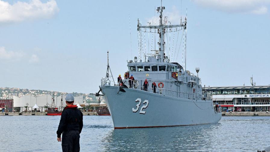 <p>Битката на Москва за Черно море</p>
