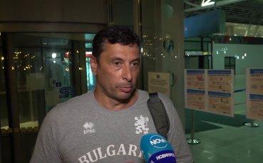 Николай Желязков: Няма да крия, много ми е трудно