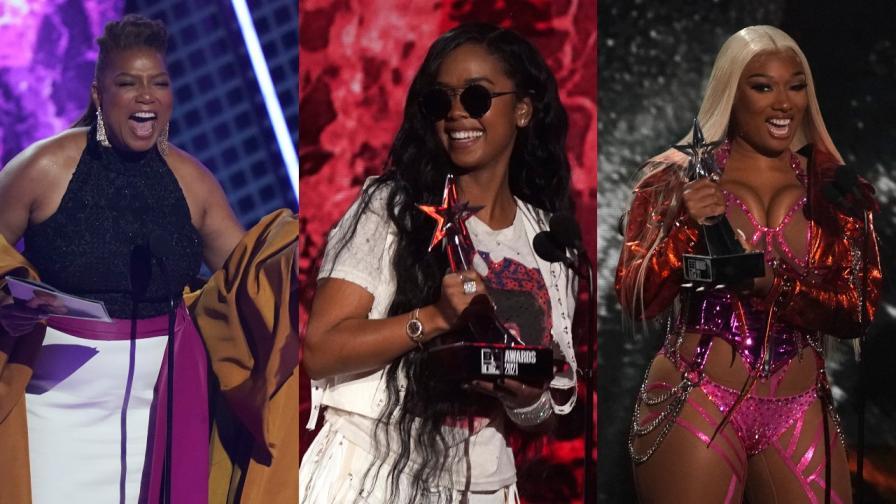 Кои са големите победители на наградите BET