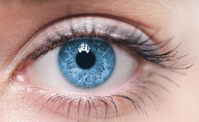 Промяна в очите говори за дълъг COVID-19