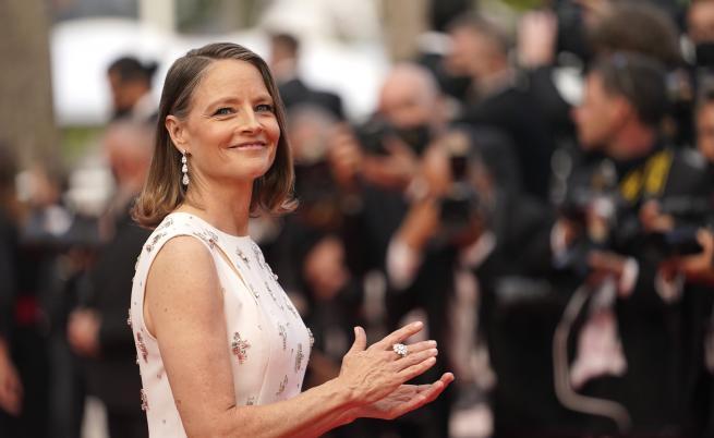 Джоди Фостър с почетна Златна палма на кинофестивала в Кан