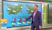 Прогноза за времето (09.07.2021 - сутрешна)