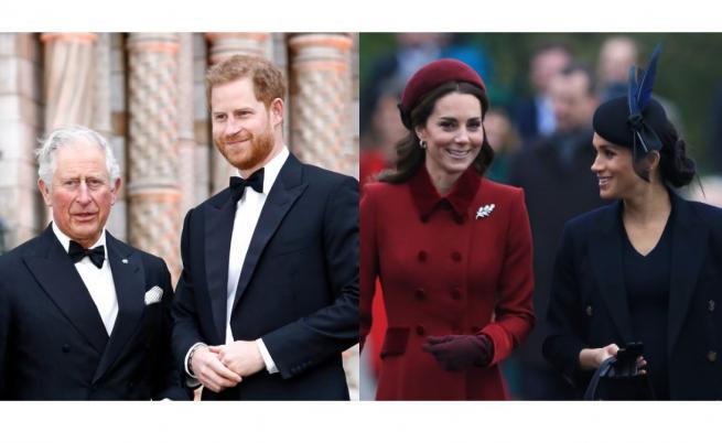 Вечеря между Хари и Чарлз: Задава ли се примирие в кралското семейство