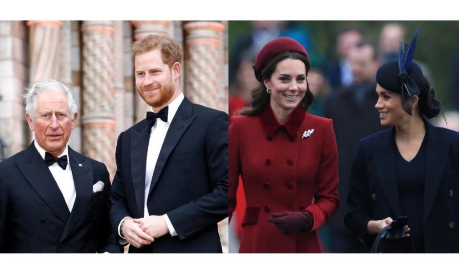 <p>Задава ли се примирие в кралското семейство&nbsp;&nbsp;</p>