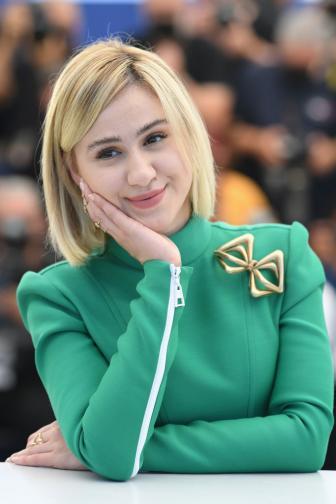 Мария Бакалова в Кан